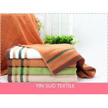 100% cotton beach strip bath towel