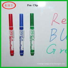 Promotion mini colorful dry erase marker with pen holder