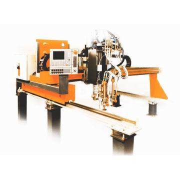 Máquina de corte automática do plasma do CNC de China para Rússia