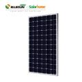 Painéis solares fotovoltaicos de Blueusn 340w 350w 360w 5BB Mono preço preto do painel solar