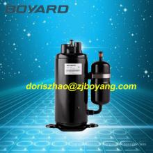 Zhejiang boyang r134a a 220v dc 12v compresseur de réfrigération pour 12v climatiseur unité de toit