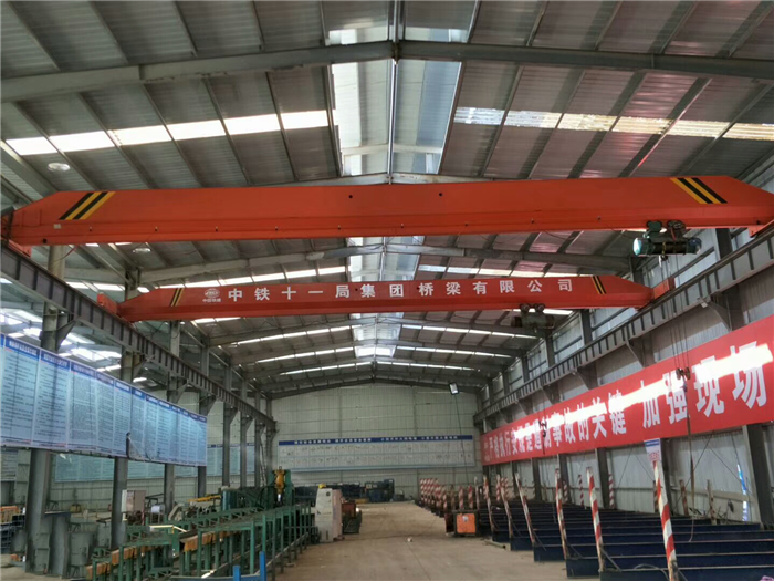 2 Ton Single Girder Overhead Crane