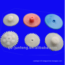 Customized plastic gear Transmission part