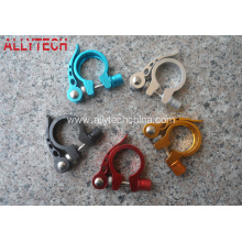 Surface Plated Pipe Clamp for Bicycle