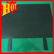 Смешанные ИК Ру оксидов листом титановым покрытием анод