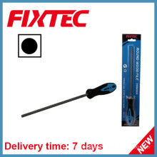 "Fixtec Hand Tools 8""200mm Round Wood File"