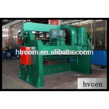 Machine de coupe en acier q11-3x1500 cnc