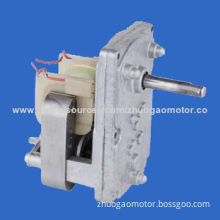 AC geared motor with 120V 60Hz