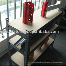 Rivet Shelving für den Büroeinsatz / Schnellmontage-Regal