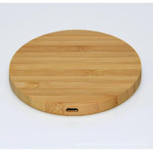 2021 factory hot sell wireless bamboo charger