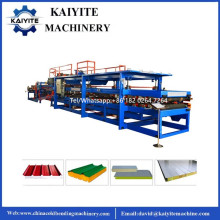 50-250 mm EPS Sandwich Panel Roll Forimng Machine