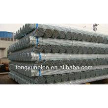 Zeitplan 40 Kohlenstoff Stahl Rohr & Edelstahl Rohr
