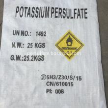 Potassium persulfate 99% (K2O8S2) CAS NO.7727-21-1