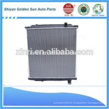 Mejor radiador de aluminio de soldadura fuerte para camión VOLVO 20810099 85000662