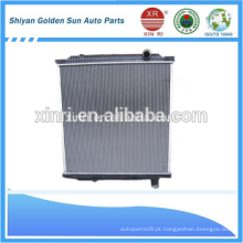 Melhor radiador de alumínio de soldadura para o caminhão VOLVO 20810099 85000662