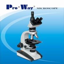 Microscópio Profissional de Polarização com Iluminação de Transmissão (XP-501T)