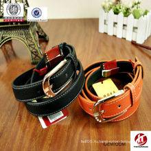 Ханчжоу пояса фабрика оптовая дамы черный и оранжевый ремни