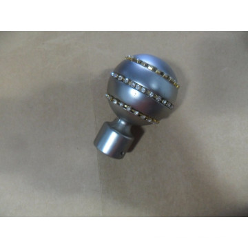 3 Pointed Brass Earthing Finial