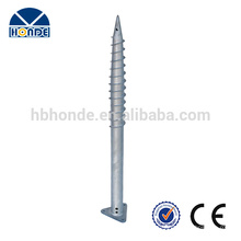 Competitive Price Hot Selling Cheap Ground Post Anchor