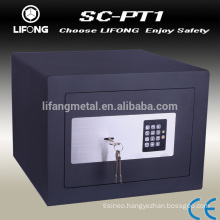 Hi-security small gun safe deposit boxes