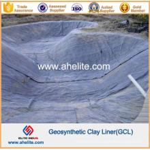 Bentonite de sodium Waterstop Couverture Géosynthétique Clay Liner Gcl