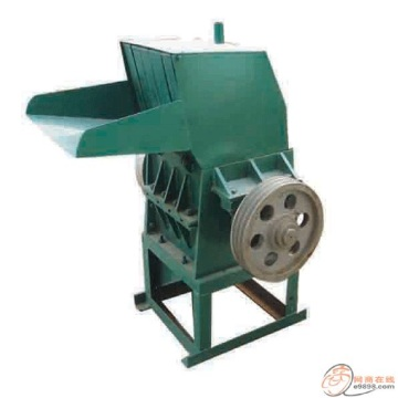 PVC pipe shredder machine