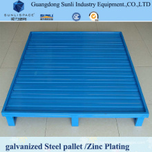 130mm Height Galvanized Steel Pallet