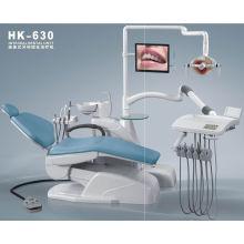 Dental Chairs Equipment With Dental Operating Light, Three Way Syringe Hk-630