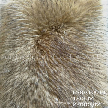 Long Pile Faux Raccoon Fur Ea8at0011