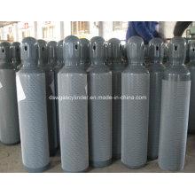 Cilindro de gás de argônio de aço sem costura