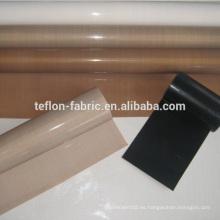 Ptfe de alta resistencia de fibra de vidrio recubierto de tela al por mayor