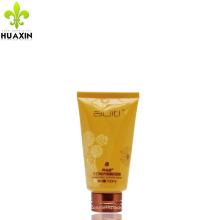 Tubo de crema de 100 ml impreso tubo de sexo de china HDPE oro