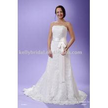 2011 neuesten Designs-Hochzeitskleid, Brautkleid, Abendkleid, Abschlussballkleid, Mutter der Braut, Blumenmädchen