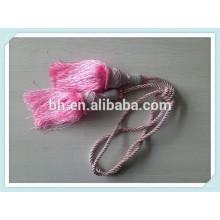 Cortina decorativa Cordões Tieback, cortina de corda, fio de cortina