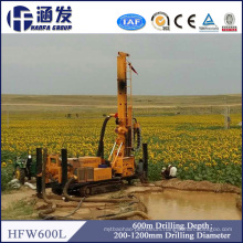 Hfw-600L Used for Mining Blasting Hole, Water Well Drilling Equipment