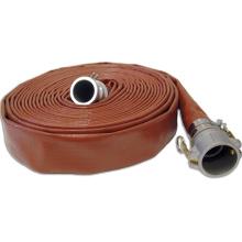 Flexibler Wasser-Layflat-Schlauch mit hoher Flexibilität
