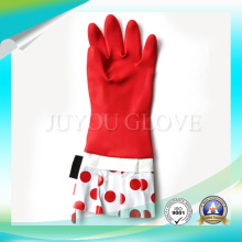 Protective Safety Cleaning Work Latex Gloves with High Quality