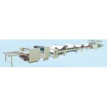 Embalagem 5ply Corrugated Paperboard Production Line