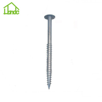 Ground screw anchor screw dengan harga murah