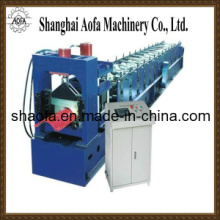 Metal Roof Ridge Cap Roll Forming Machinery