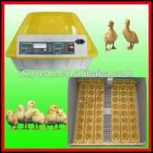 Máquina incubadora de huevo de pollo 48pcs Mini (automática)