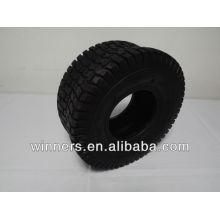 Neumático tubeless del motor del césped 15x6.00-6