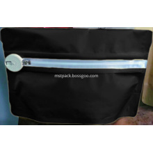 Matte Black Child Resistant Pouch Taschen