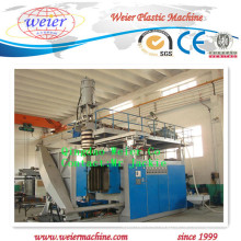 PE blow moulding machinery