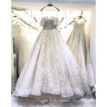 Robe de mariage casamento vestido de noiva 2017 WT423B