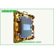 Écran LED de location moulé sous pression léger d'intérieur P4