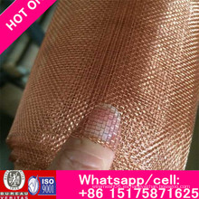 Resista la malla de alambre de molibdeno a alta temperatura, tela de alambre de molibdeno