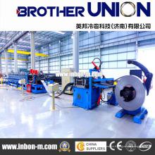 Machine de formage de rouleaux de canal CZ en acier de haute qualité