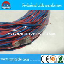 450 / 750В медные двойные вилки Электрический провод Витой кабель
