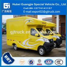 La mejor calidad de la fábrica de samll china mobile snack food carrito / mini coche de la cena
